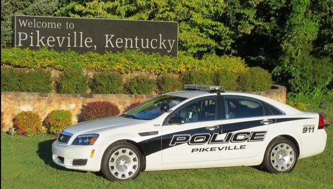 Police Vehicle Image