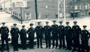 Old police department picture