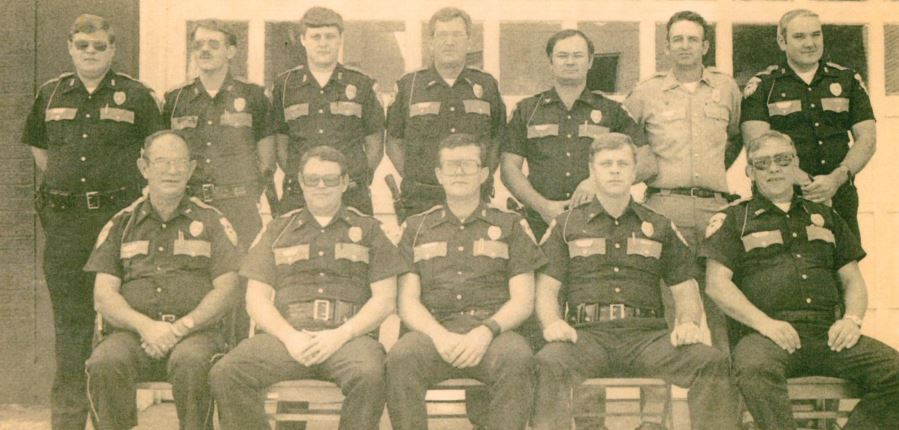 Old Police picture