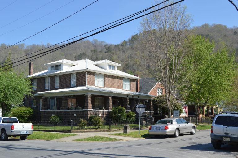 Third Street Historic District