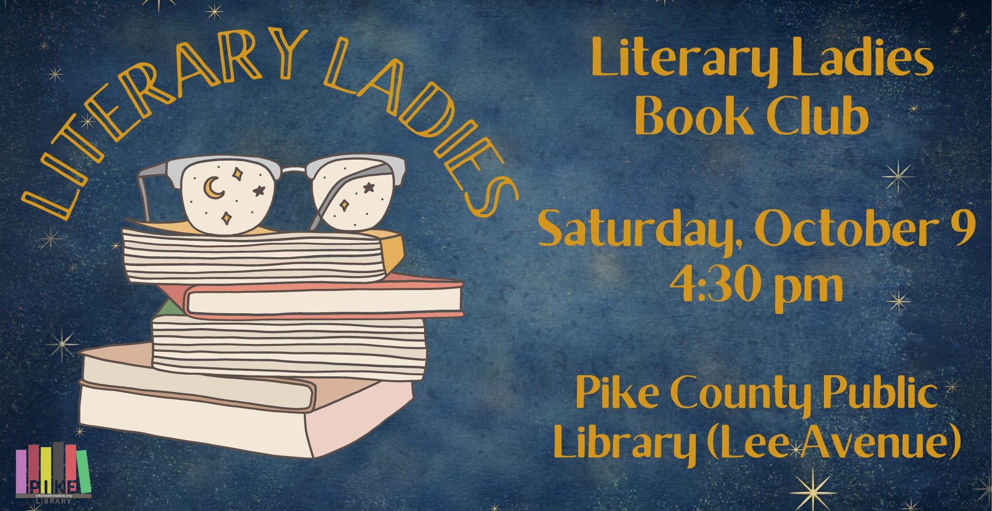 literary ladies