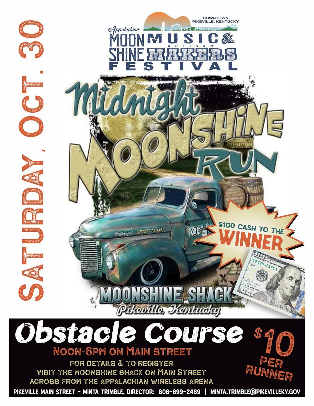 moonshine run